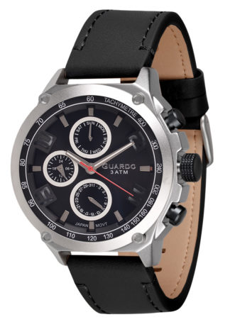 Guardo watch 11446-1 Premium MEN Collection