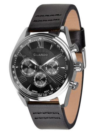 Guardo watch 11451-1 Premium MEN Collection