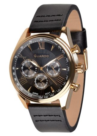 Guardo watch 11451-4 Premium MEN Collection